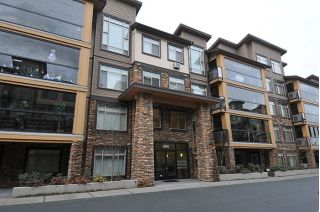 "Main Photo: 216 12635 190A Street in Pitt Meadows: Mid Meadows Condo for sale in ""CEDAR DOWNS"" : MLS® # R2228754"