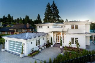 Main Photo: 1758 OTTAWA Place in West Vancouver: Ambleside House for sale : MLS®# R2236887