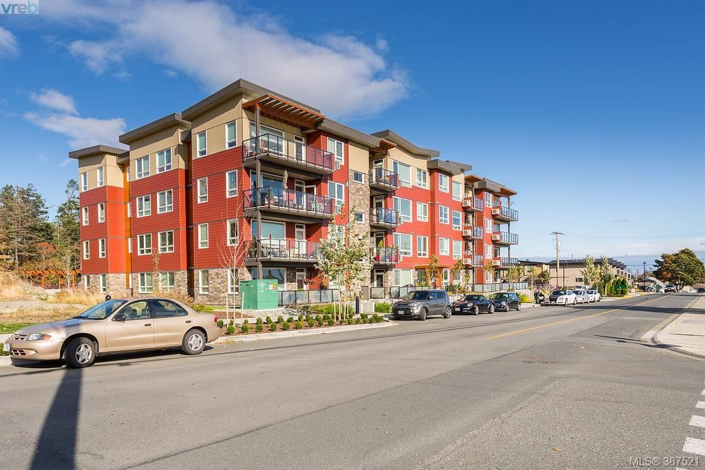 Main Photo: 407 300 Belmont Road in VICTORIA: Co Colwood Corners Condo Apartment for sale (Colwood)  : MLS® # 387521