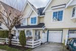 "Main Photo: 37 23575 119 Avenue in Maple Ridge: Cottonwood MR Townhouse for sale in ""HOLLYHOCK NORTH"" : MLS® # R2245734"