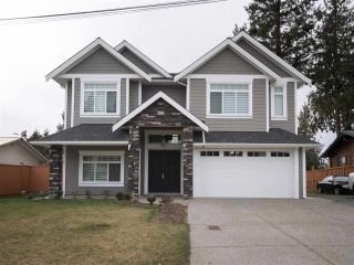 Main Photo: 2357 BEVAN Crescent in Abbotsford: Abbotsford West House for sale : MLS® # R2247485