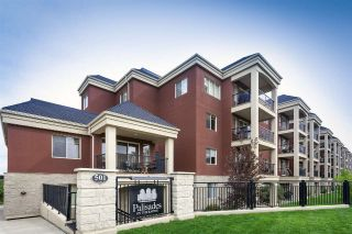 Main Photo: 108 501 PALISADES: Sherwood Park Condo for sale : MLS®# E4108199