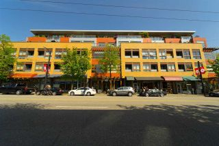 "Main Photo: 403 2250 COMMERCIAL Drive in Vancouver: Grandview VE Condo for sale in ""The Marquee"" (Vancouver East)  : MLS®# R2264124"