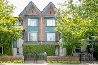 Main Photo: 6218 LOGAN Lane in Vancouver: University VW Townhouse for sale (Vancouver West)  : MLS®# R2274902