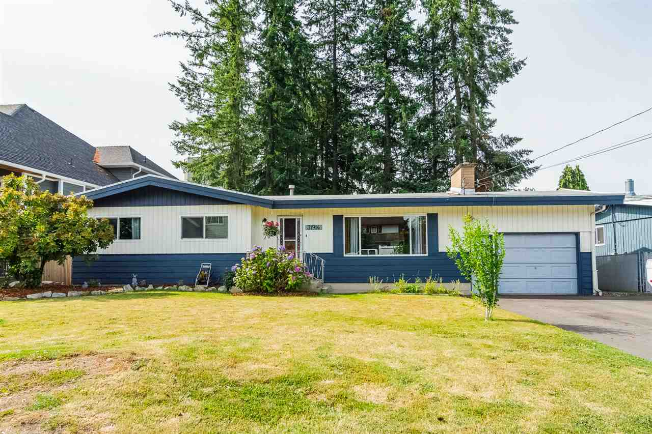 Main Photo: 31914 HOPEDALE Avenue in Abbotsford: Abbotsford West House for sale : MLS®# R2284387