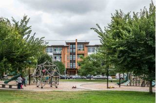 "Main Photo: 116 220 SALTER Street in New Westminster: Queensborough Condo for sale in ""GLASSHOUSE LOFTS"" : MLS®# R2296918"