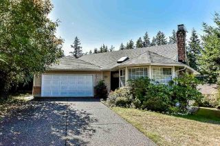 "Main Photo: 12832 19A Avenue in Surrey: Crescent Bch Ocean Pk. House for sale in ""Amble Green West"" (South Surrey White Rock)  : MLS®# R2307443"