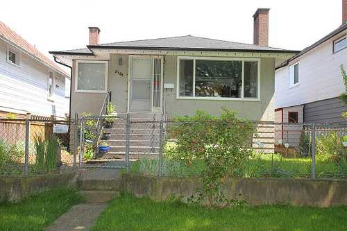 Main Photo: 5458 SHERBROOKE Street in Vancouver: Knight House for sale (Vancouver East)  : MLS®# V892079