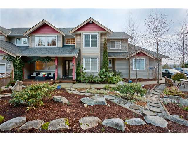 Main Photo: 2010 ROBIN Way: Anmore Condo for sale (Port Moody)  : MLS® # V939857