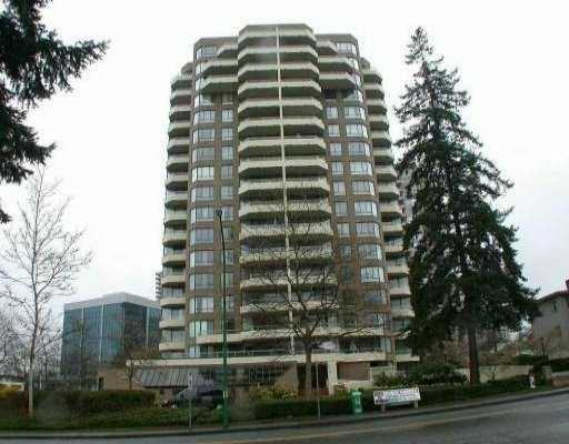 "Main Photo: 703 5790 PATTERSON AV in Burnaby: Metrotown Condo for sale in ""REGENT"" (Burnaby South)  : MLS®# V588135"