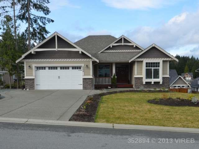 Main Photo: 2564 MCCLAREN ROAD in MILL BAY: House for sale : MLS®# 352894