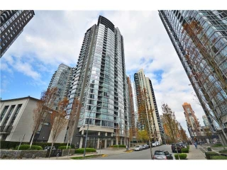 Main Photo: # 905 1495 RICHARDS ST in : Yaletown Condo for sale : MLS® # V1000676