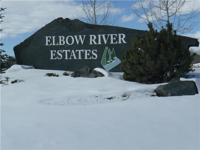Main Photo: 26 ELBOW RIVER Road in CALGARY: Rural Rocky View MD Rural Land for sale : MLS® # C3589267