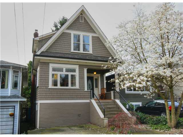 "Main Photo: 1764 E 4TH Avenue in Vancouver: Grandview VE House for sale in ""Commercial Drive"" (Vancouver East)  : MLS® # V1056746"