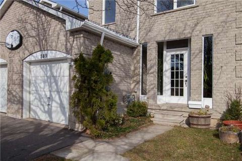 Main Photo: 389 Assiniboine Trail in Mississauga: Hurontario House (2-Storey) for sale : MLS(r) # W3172495