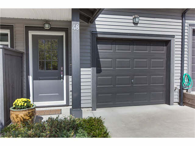 "Main Photo: 48 10489 DELSOM Crescent in Delta: Nordel Townhouse for sale in ""Eclipse"" (N. Delta)  : MLS® # F1451244"