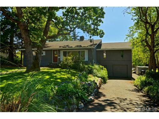 Main Photo: 663 Kent Road in VICTORIA: SW Tillicum Single Family Detached for sale (Saanich West)  : MLS® # 364580