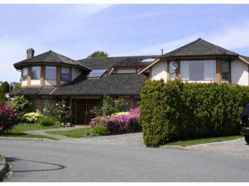 Main Photo: 4635 ST. BRIDES COURT in : Steveston North House for sale : MLS®# V828527