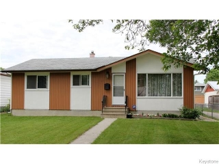 Main Photo: 1115 MONCTON Avenue in Winnipeg: Residential for sale : MLS® # 1615848
