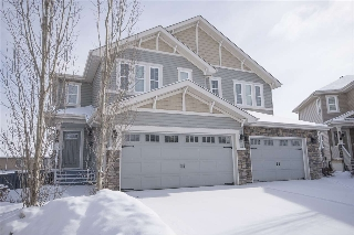Main Photo: 4904 214 Street in Edmonton: Zone 58 House Half Duplex for sale : MLS(r) # E4053657