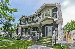 Main Photo:  in Edmonton: Zone 04 House Half Duplex for sale : MLS(r) # E4055239