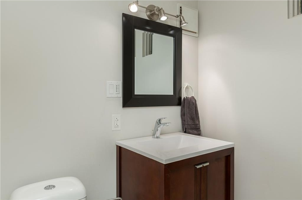 Basement 3-Piece Bathroom with Shower