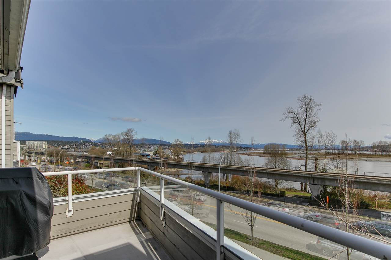 Photo 11: 21 323 GOVERNORS Court in New Westminster: Fraserview NW Townhouse for sale : MLS® # R2155751