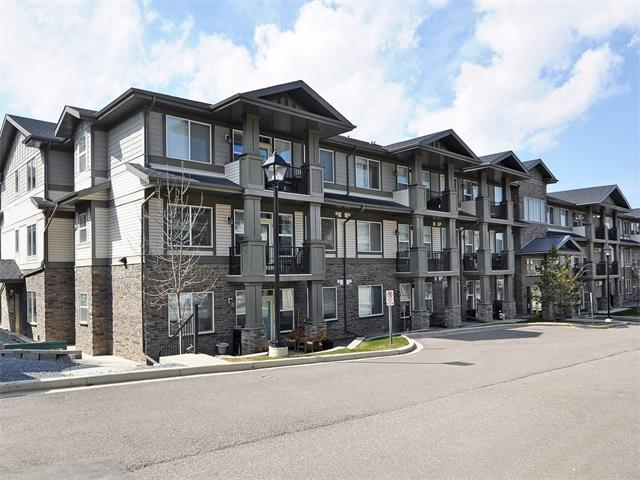 Main Photo: 203 48 PANATELLA Road NW in Calgary: Panorama Hills Condo for sale : MLS(r) # C4111419
