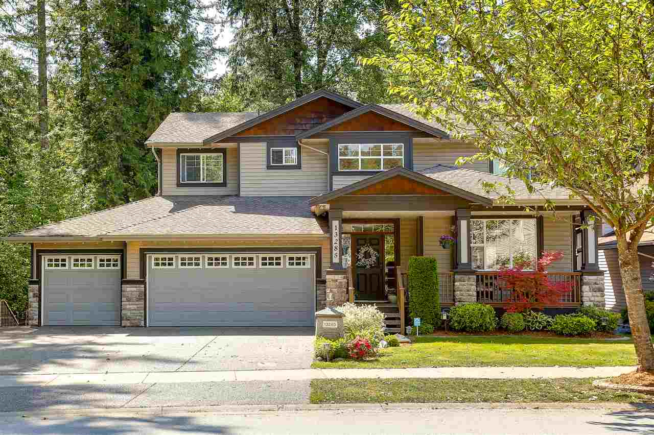 Main Photo: 13285 233RD Street in Maple Ridge: Silver Valley House for sale : MLS®# R2171287