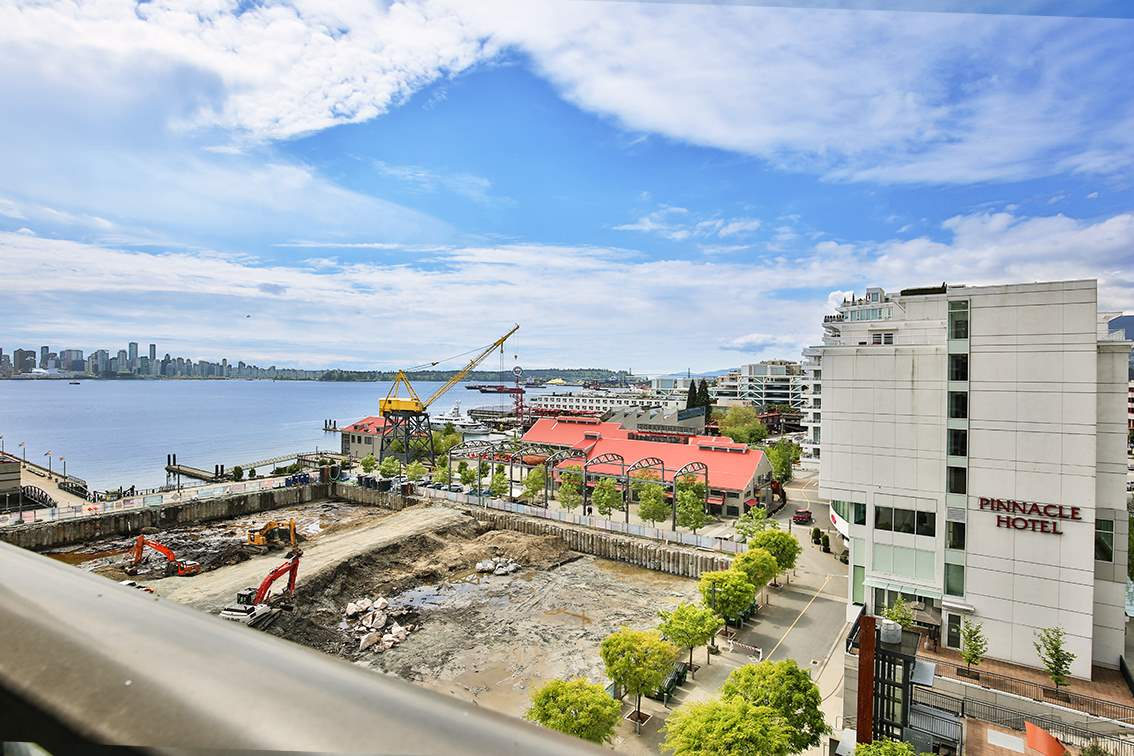 Photo 11: 908 162 VICTORY SHIP WAY in North Vancouver: Lower Lonsdale Condo for sale : MLS(r) # R2166439