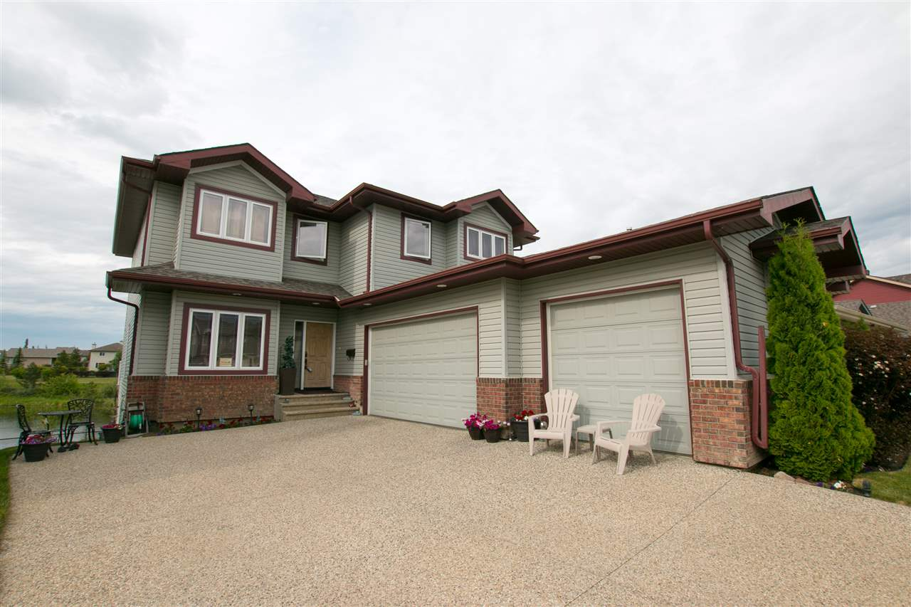 Photo 2: 46 NEWBURY Court: St. Albert House for sale : MLS(r) # E4068631