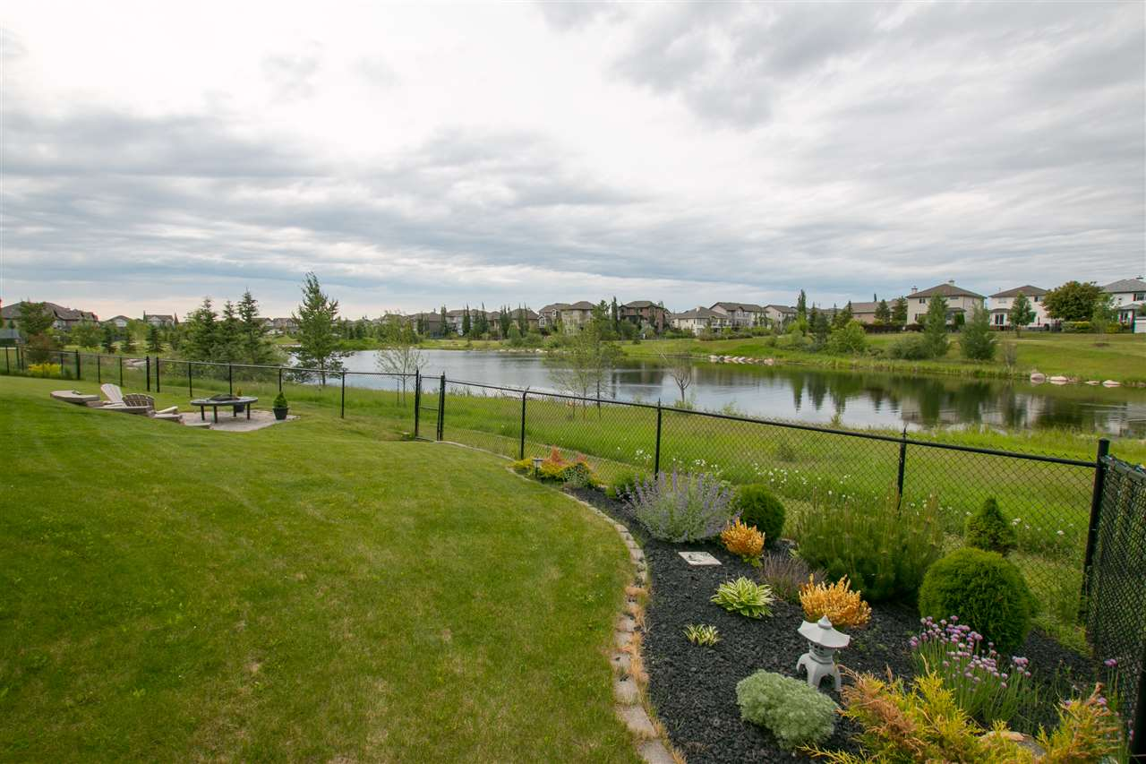 Photo 27: 46 NEWBURY Court: St. Albert House for sale : MLS(r) # E4068631