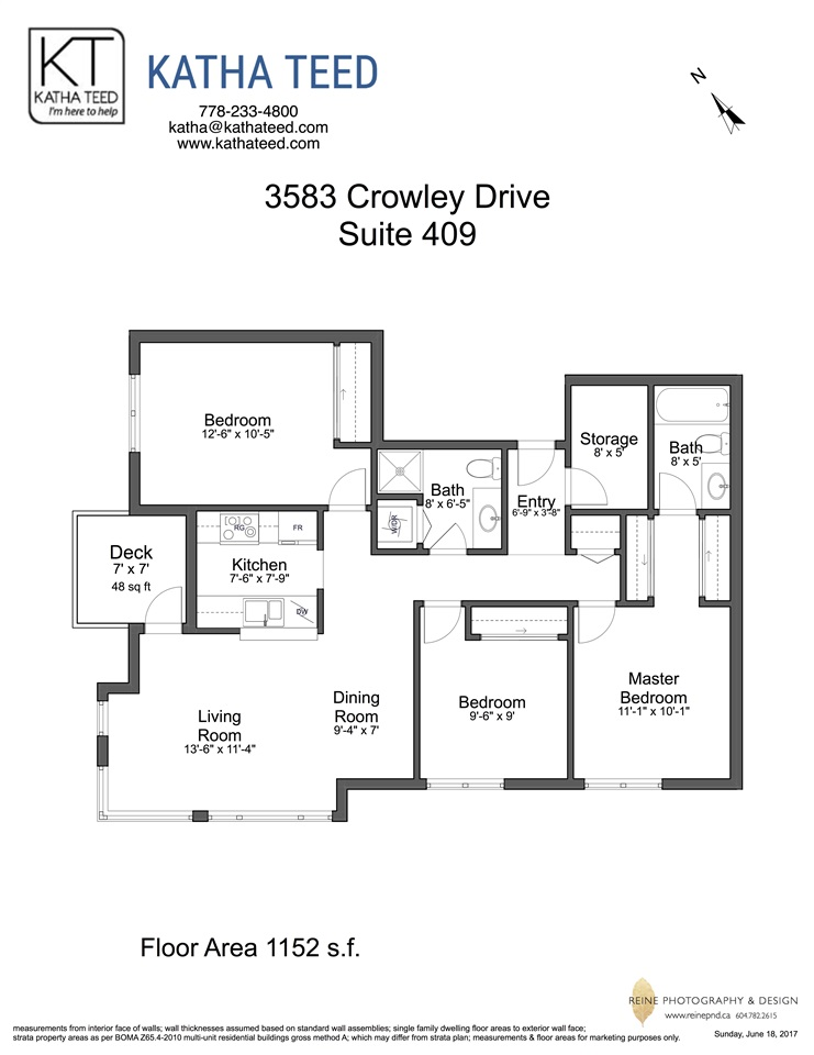 Photo 18: 409 3583 CROWLEY Drive in Vancouver: Collingwood VE Condo for sale (Vancouver East)  : MLS(r) # R2178966