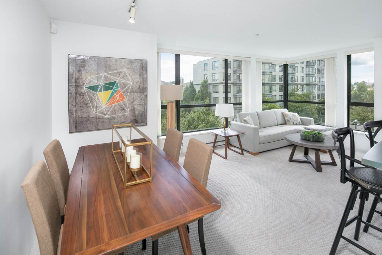 Photo 3: 409 3583 CROWLEY Drive in Vancouver: Collingwood VE Condo for sale (Vancouver East)  : MLS(r) # R2178966