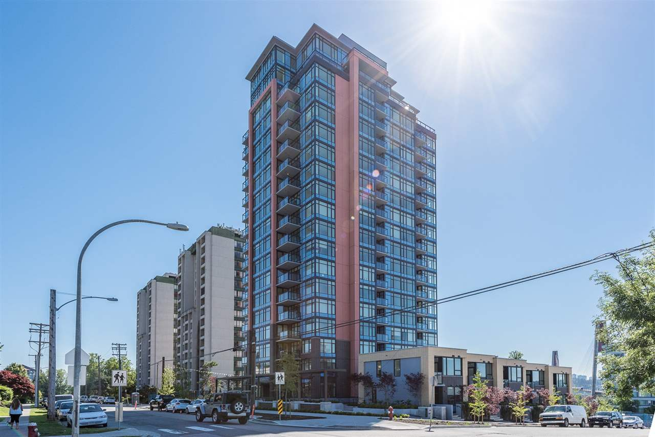 "Main Photo: 1402 188 AGNES Street in New Westminster: Queens Park Condo for sale in ""THE ELLIOTT"" : MLS(r) # R2181774"