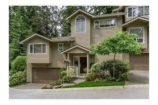 "Main Photo: 25 DEERWOOD Place in Port Moody: Heritage Mountain Townhouse for sale in ""HERITAGE GREEN"" : MLS(r) # R2184740"