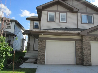 Main Photo: 7145 CARDINAL Way in Edmonton: Zone 55 House Half Duplex for sale : MLS® # E4076336
