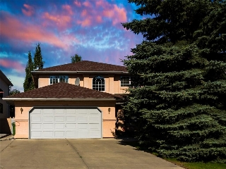 Main Photo: 14031 EVERGREEN Street SW in Calgary: Evergreen House for sale : MLS® # C4131083