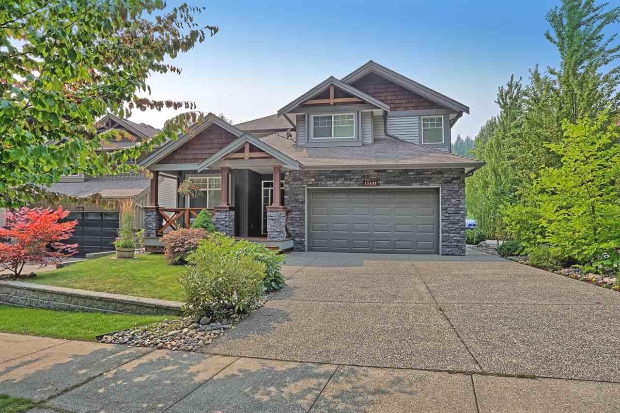 "Main Photo: 13491 240 Street in Maple Ridge: Silver Valley House for sale in ""Rockridge"" : MLS® # R2196972"