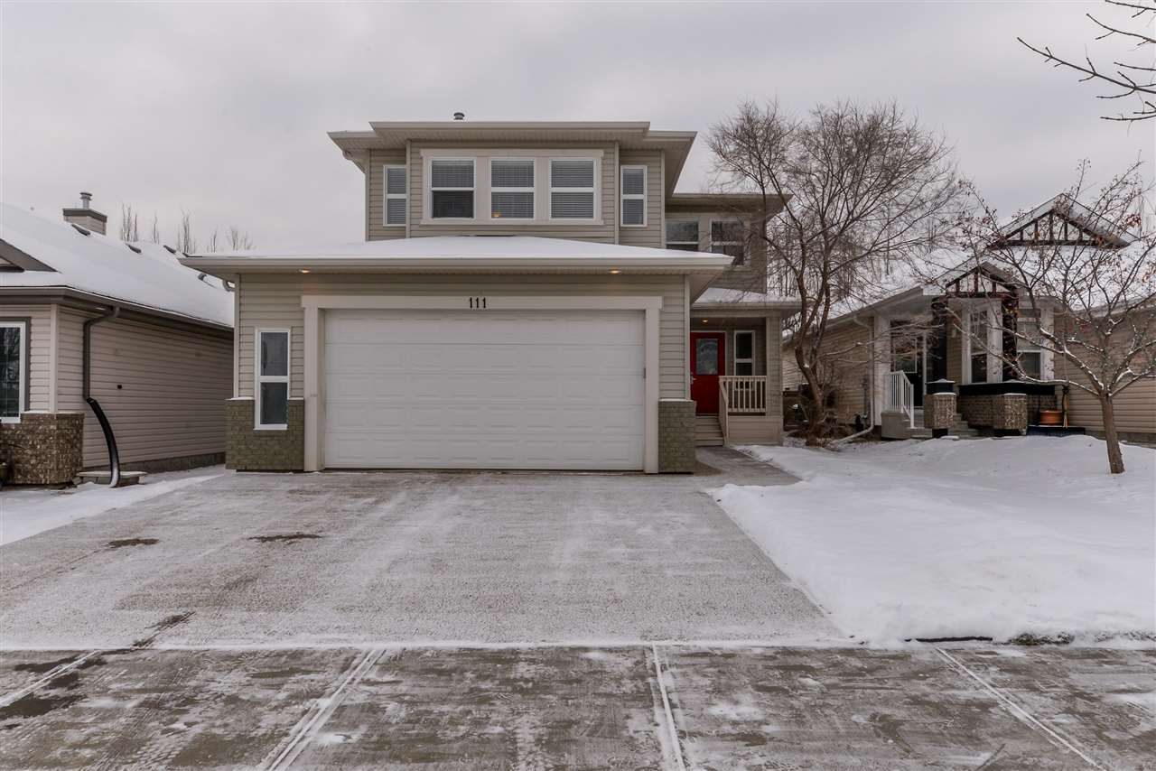 Main Photo: 111 EASTGATE Way: St. Albert House for sale : MLS® # E4089446