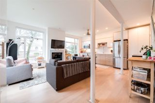 "Main Photo: 3199 ST. GEORGE Street in Vancouver: Mount Pleasant VE Townhouse for sale in ""SOMA LIVING"" (Vancouver East)  : MLS® # R2226993"