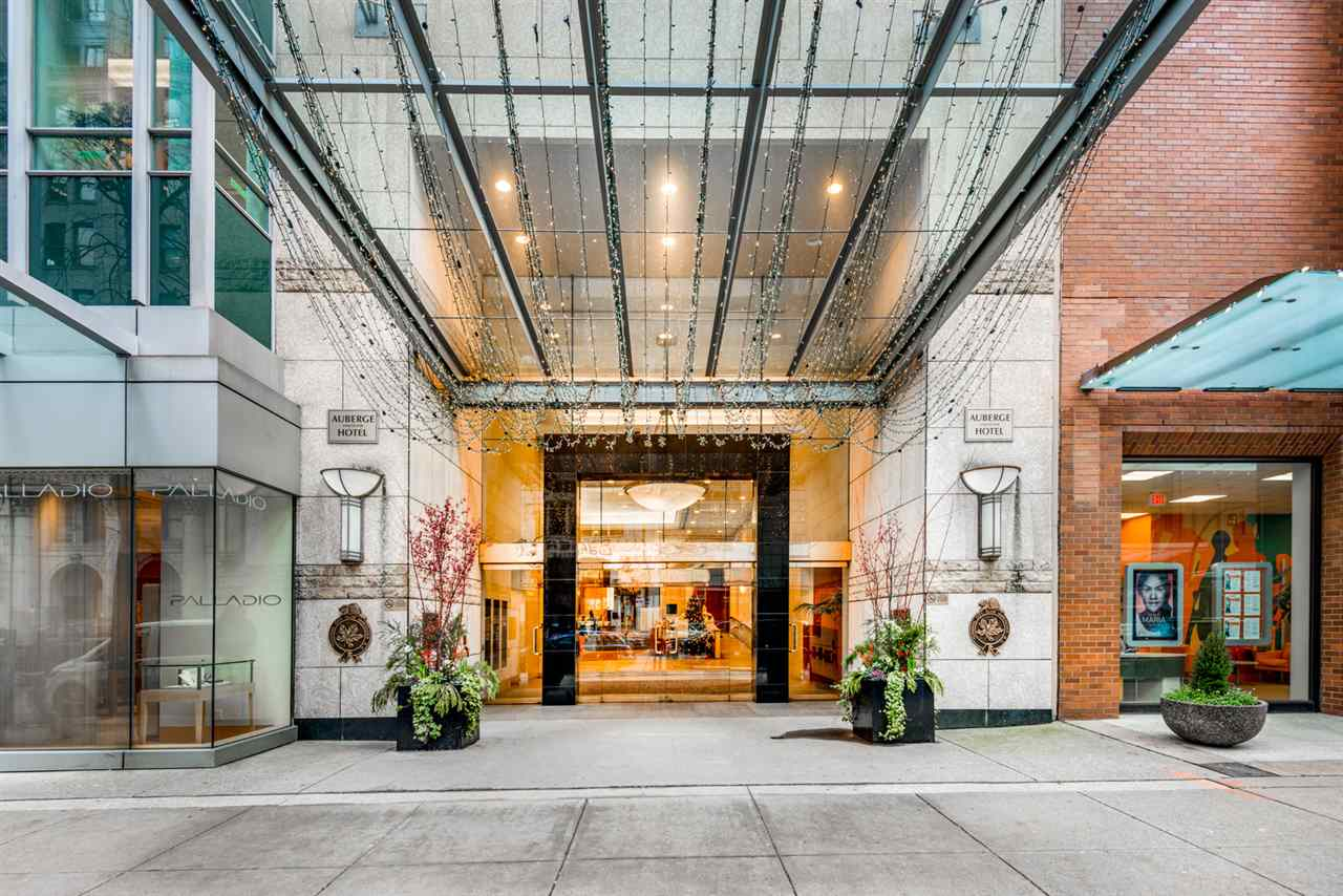Main Photo: 1702 837 W HASTINGS Street in Vancouver: Downtown VW Condo for sale (Vancouver West)  : MLS® # R2230189