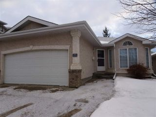 Main Photo: 215 YOUVILLE Drive NW in Edmonton: Zone 29 House Half Duplex for sale : MLS® # E4094075