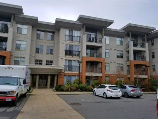 "Main Photo: 215 33546 HOLLAND Avenue in Abbotsford: Central Abbotsford Condo for sale in ""TEMPO"" : MLS® # R2239059"