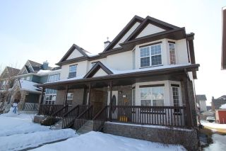 Main Photo: 2339 Aspen Trail: Sherwood Park House Half Duplex for sale : MLS® # E4100824