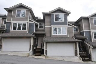 "Main Photo: 13 11384 BURNETT Street in Maple Ridge: East Central Townhouse for sale in ""Maple Creek Living"" : MLS®# R2260936"