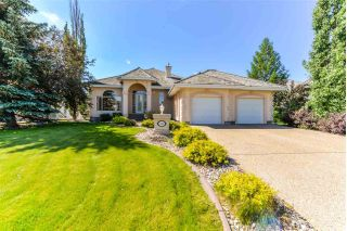 Main Photo: 158 Fountain Creek Way: Rural Strathcona County House for sale : MLS®# E4116773