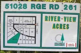 Main Photo: 24 51028 RGE RD 261 Road NW: Rural Parkland County Rural Land/Vacant Lot for sale : MLS®# E4119407