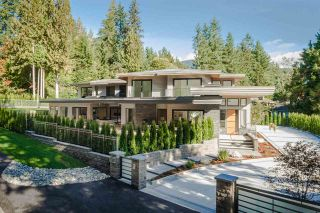 Main Photo: 420 HIDHURST Place in West Vancouver: British Properties House for sale : MLS®# R2295912