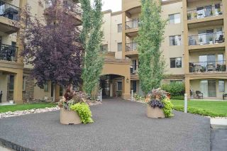 Main Photo: 233 400 PALISADES Way: Sherwood Park Condo for sale : MLS®# E4127334